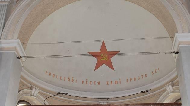 Součástí Slavností vína v Uherském Hradišti byly také zpřístupněné prostory bývalé věznice.