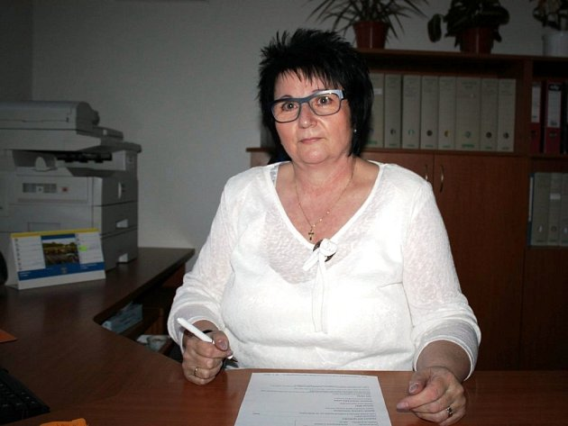 Starostka Sušic Ladislava Vlachynská.