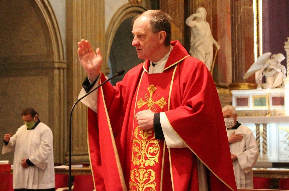 Velehradský farář P. Josef Čunek