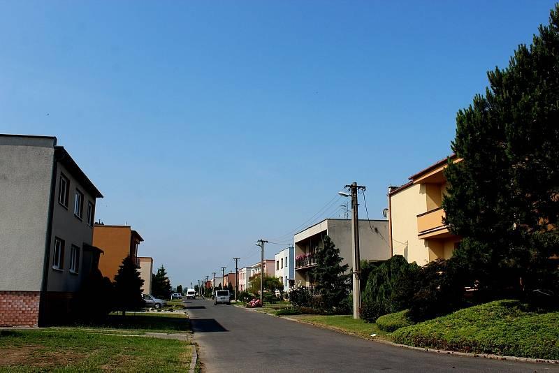 Prohlídka obce Babice.