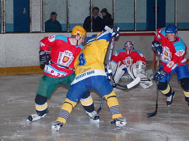Hokejisté Brumova. Ilustrační foto