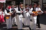 V rámci folklorního festivalu Kunovské léto se představí soubory z celé Evropy.