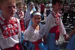 Na folklorním festivalu Kunovské léto se představí soubory z celé Evropy.