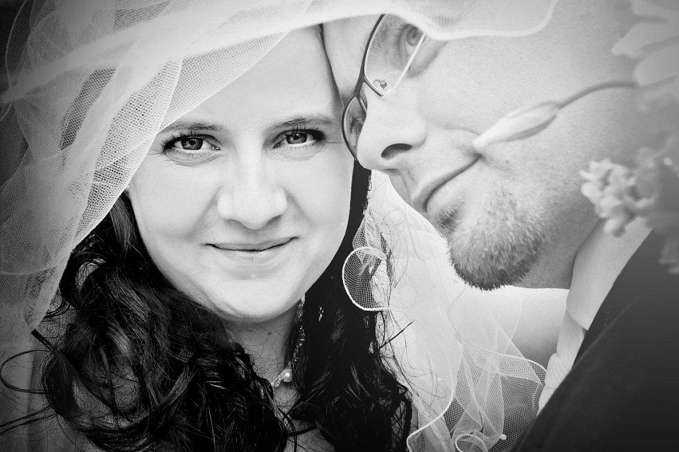 Soutěžní svatební pár číslo 185 - Lucie a Pavel Sittovi, Zábřeh