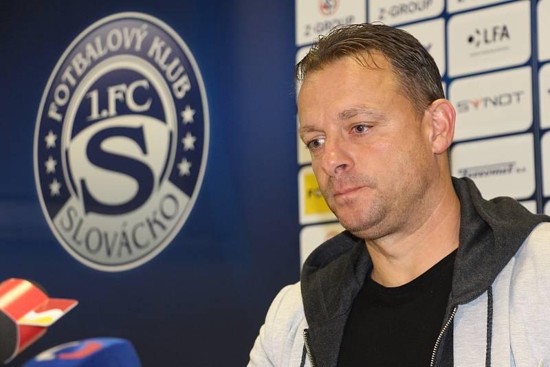 Fotbalisté Slovácka prohrál v 15. kole FORTUNA:LIGY s Libercem 0:1.