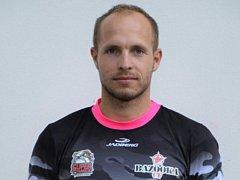 Třicetiletý Roman Sopůšek je kapitánem futsalistů Bazooky Uherské Hradiště.