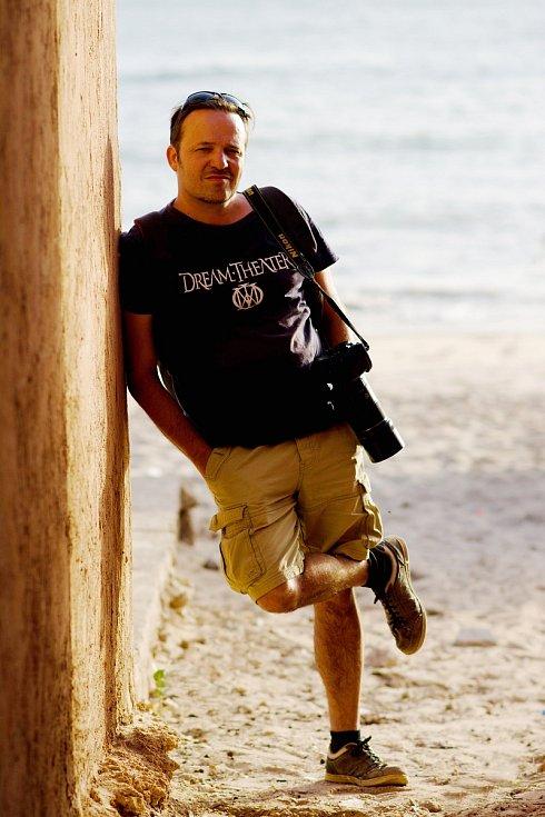 Hradišťský cestovatel a fotograf Stanislav Macík zvítězil na nultém ročníku soutěže Czech Nature Photo.Snímky z výpravy do Senegalu.
