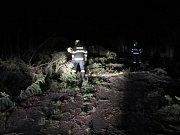 Hasiči dnes v noci vyjížděli k mnoha zásahům ve Zlínském kraji.