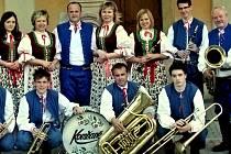 Dechová hudba má v Komni tradici sahající do 19. století.