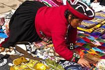Jižní Amerika plná barev.
