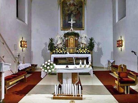 Obnova oltáře kunovického kostela přišla na 324 tisíc korun.