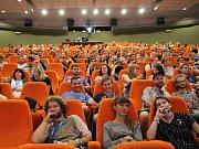 Letní filmová škola v Uh. Hradišti. Ilustrační foto.