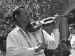 Nedožité pětadevadesáté narozeniny primáše Jaroslava V. Staňka připomene pořad ve Slovácké búdě