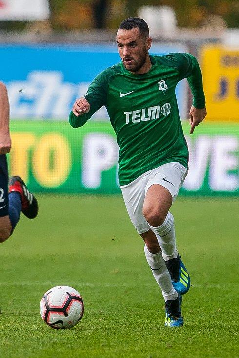 Zápas 11. kola první fotbalové ligy mezi týmy FK Jablonec a FC Slovácko se odehrál 7. října na stadionu Střelnice v Jablonci nad Nisou.