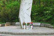Památník obětí II. světové války na Salaši.