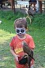 Myslivci v Havřicích uspořádali pro děti Den s myslivostí.