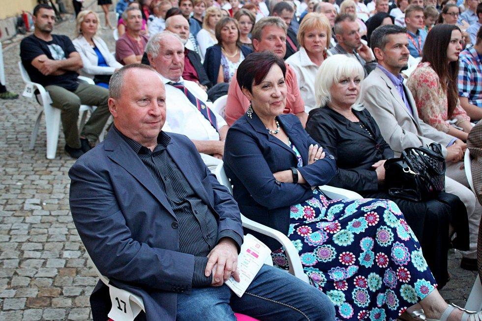 Benefiční koncert lidí dobré vůle vynesl 1,6 mil. korun.