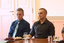 Jiří Nesázal (vpravo). Ilustrační foto.