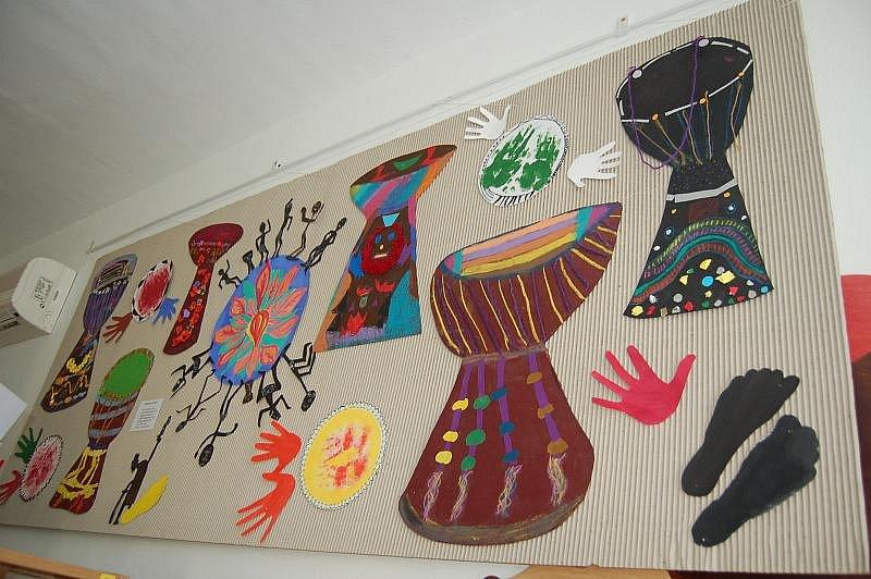 Studentské variace na slavná umělecká díla ve staroměstské knihovně