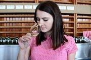 Návštěvníci výstavy vín v Traplicích se snažili proniknout do bohaté stupnice jejich rozmanitosti.