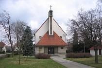 Kostel v Nedakonicích.