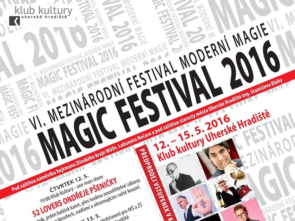 Magic festival 2016 v Uherském Hradišti.