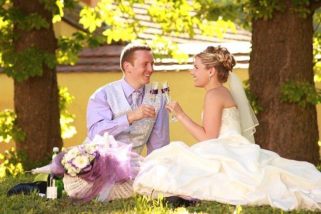 Svatební pár č. 106Veronika a Marek Vrbovi, Brno