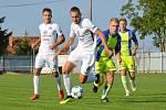 MOL Cup 2.kolo: TJ Sokol Tasovice - 1.FC Slovácko 2:5 (0:3)