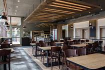 Znovuotevřená restaurace v Domě kultury v Uherském Brodě po rekonstrukci