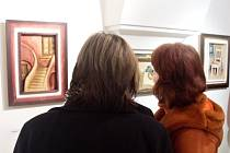 Výstava Karla Táborského v Uherském Brodě