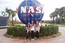 Žáci Základní školy Unesco z Uherského Hradiště navštívili poloostrov Florida na jihovýchodě USA.