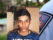 Pohřešovaný čtrnáctiletý Ladislav Miko