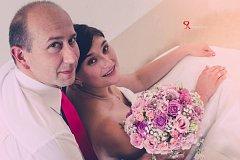 Soutěžní svatební pár číslo 106 - Iveta a Martin Jurákovi, Zlín