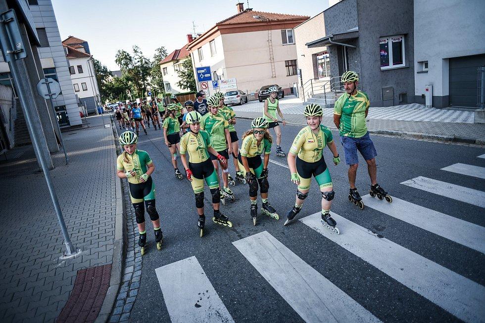 Slovácké léto 2021. Vyjížďka