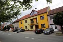 Obec Dolní Němčí.
