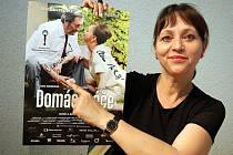 Slavnostní premiéra filmu Domácí péče v kině Hvězda v Uherském Hradišti.