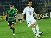 Vysočina Jihlava – 1. FC Slovácko 1:1 (1:1).