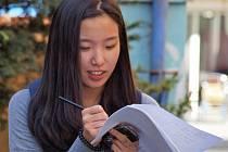 Soomin Wu provázela Hradišťan po celou dobu jeho návštěvy v Jižní Koreji.