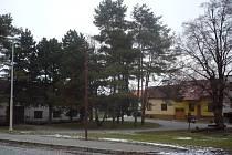 K opravě návsi v Jarošově dojde až po rekonstrukci tamní vodovodní sítě