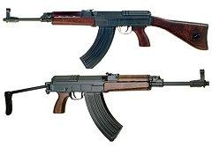Tyto zbraně by mohl v rukou Islámský stát.