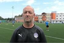 Fotbalový trenér Tomáš Stýskal v Babicích končí, věnovat se bude jenom práci ve Slovácku.