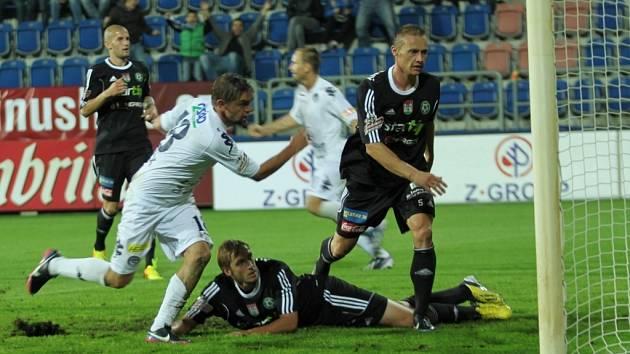 Václav Ondřejka před chvílí vyrovnal na 1:1