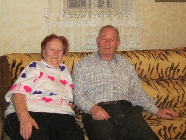 Josef a Jindřiška Křivdovi budou držet palce své vnučce Šárce Pančochové na olympiádě v Soči.