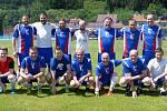 fotbalový turnaj v Návojné 2020