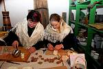 Ve skanzenu Rochus se lidé dozvěděli, jak se slavili Vánoce za dob našich babiček a prababiček.
