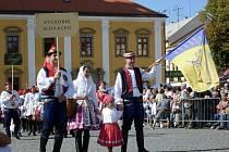 Slovácké slavnosti vína 2012 - Slovácko.