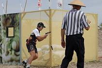 Brodský střelec Adam Tyc na mistrovství světa na exotickém Bali.