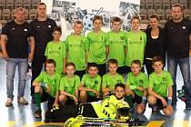 Florbalisté ZŠ Pod Vinohrady Uherský Brod triumfovali ve Velkém finále florbalového turnaje žáků I. stupně ZŠ – Think Blue. Cupu.