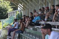 Fanoušci v Ostrožské Nové Vsi si na start nové sezony musí minimálně týden počkat.