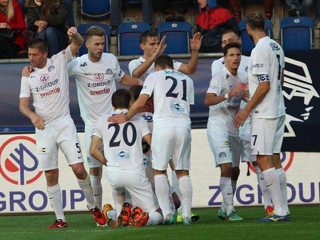 1. FC Slovácko, 2015. Ilustrační foto.